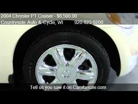 2004 Chrysler PT Cruiser Limited Edition - for sale in Fond