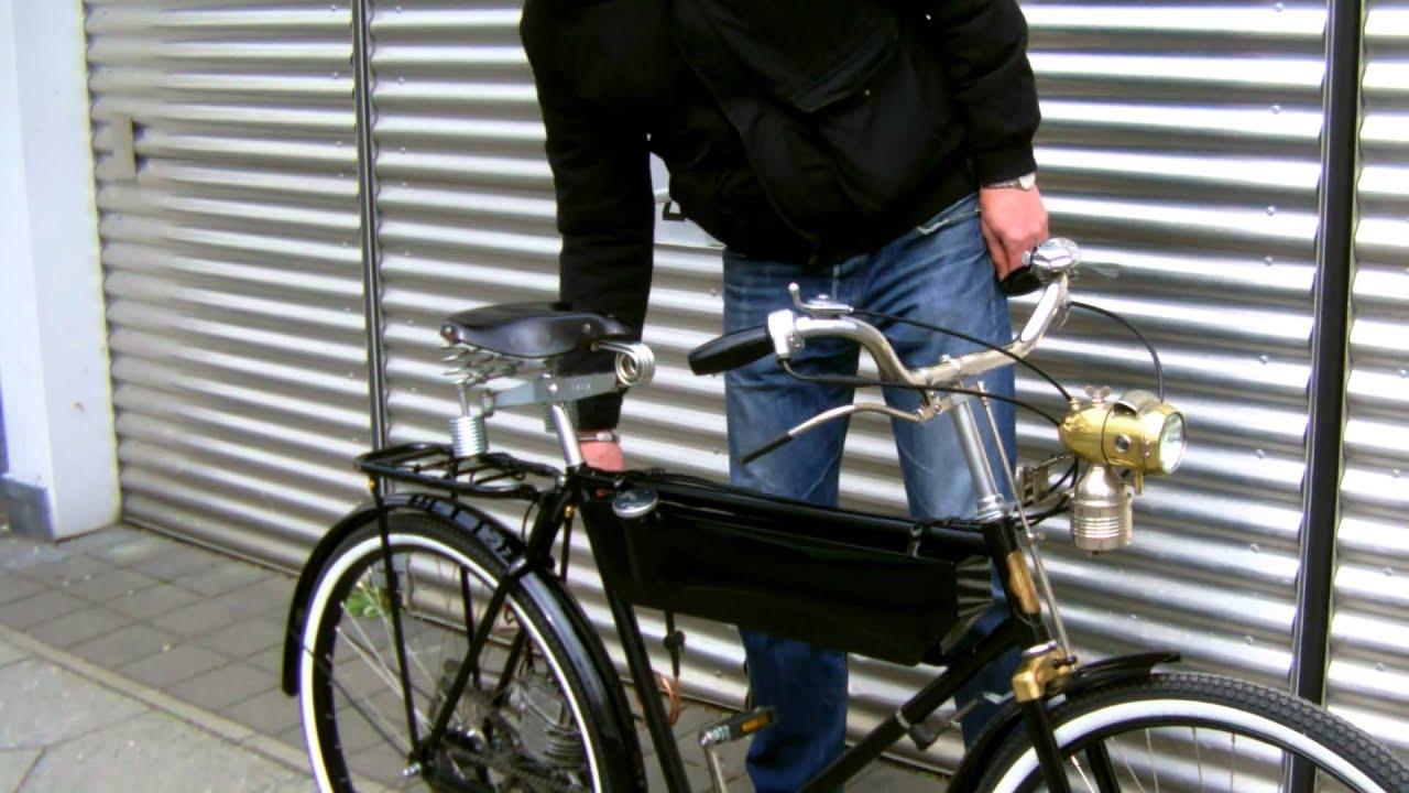 low priced e4fc0 92914 HIMO Fahrrad Simson Hühnerschreck Restauriert 2012
