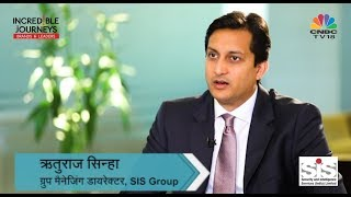Incredible Journeys - Brands and Leaders - SIS Group on CNBC Awaaz - Promo (Hindi) Episode 10