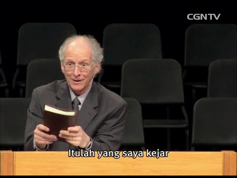 [Khotbah]Apa itu kebahagian Kristiani?(2) @ John Piper - 28