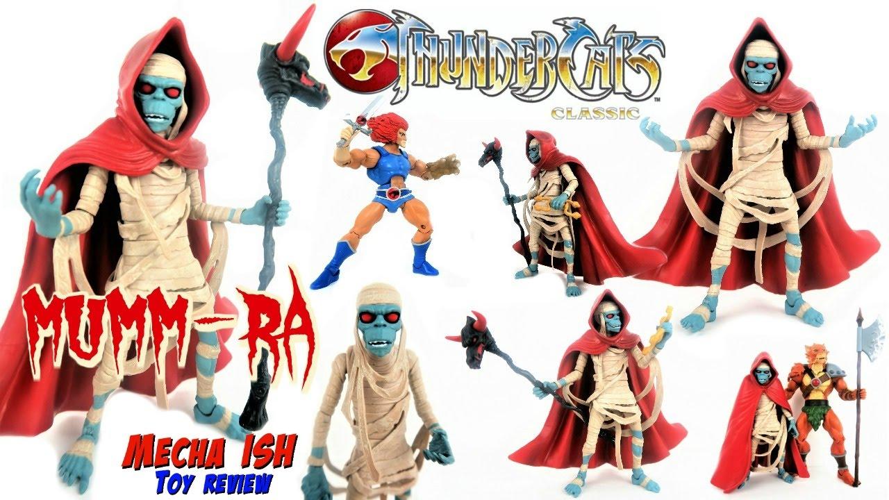 Thundercats Mumm-Ra Action Figure NEW