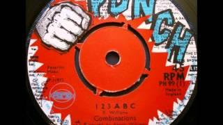 Combinations -  123, ABC