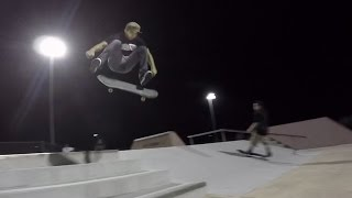 GoPro: Epic Party Line with MAJER Crew - SkateboardingIsFun powered by The Berrics September Winner