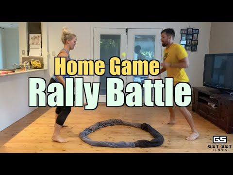 Rally Battle - Indoor Games For Kids