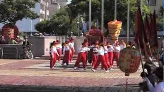 2012梧棲-海洋文化季海洋子民踩大轎-草湳龍安宮