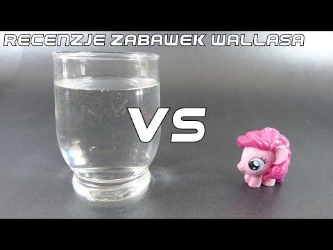 Kucyk kontra woda - test zabawki My Little Pony Fash'ems | Recenzje Zabawek Wallasa