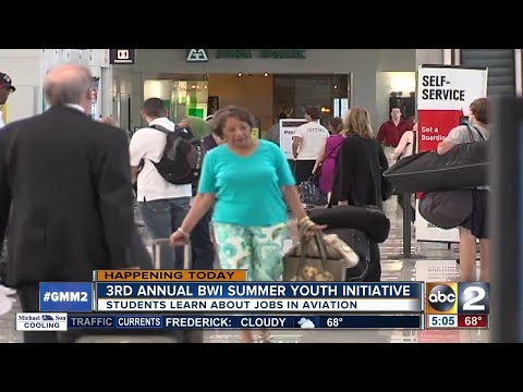 BWI's Summer Youth Initiative begins Monday