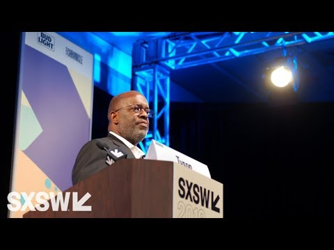Bernard J Tyson | Re-Connecting the Mind to the Body | SXSW 2018 ...