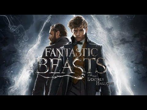 fantastic beasts trailer deutsch