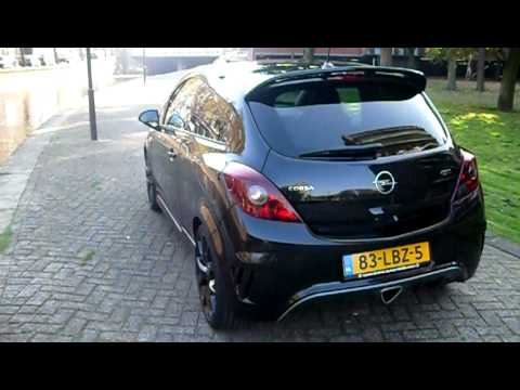immo automobile opel corsa opc uit 2010 te koop youtube. Black Bedroom Furniture Sets. Home Design Ideas