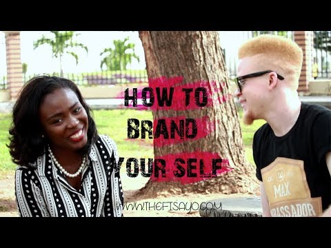 How to Brand yourself in the Creative Industry in Nigeria Ft