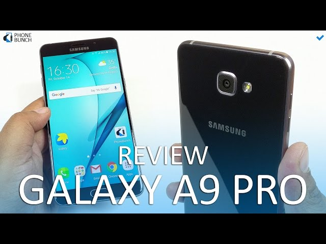 Samsung Galaxy A9 Pro Price In Malaysia Specs