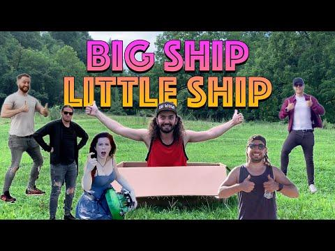 ALESTORM – Big Ship Little Ship