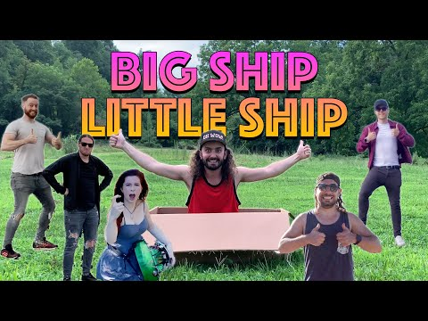 Смотреть клип Alestorm - Big Ship Little Ship