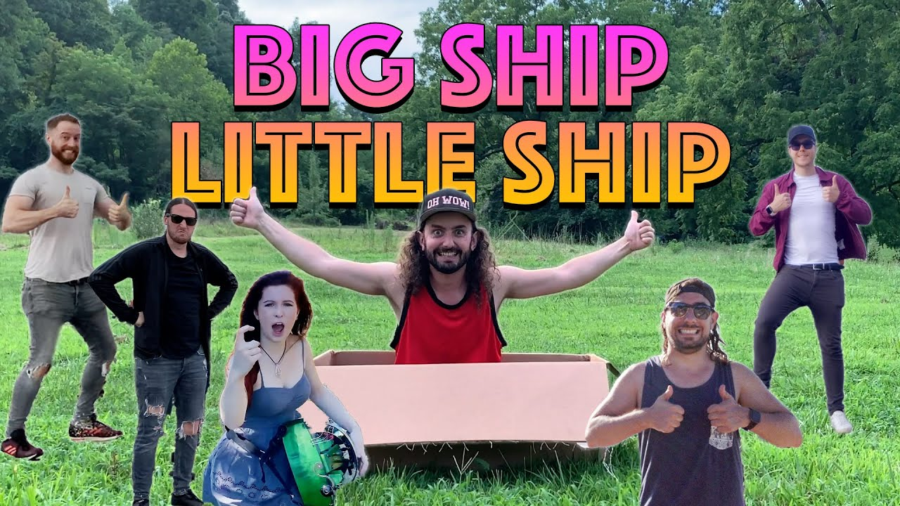 ALESTORM - Big Ship Little Ship (Official Video)   Napalm Records
