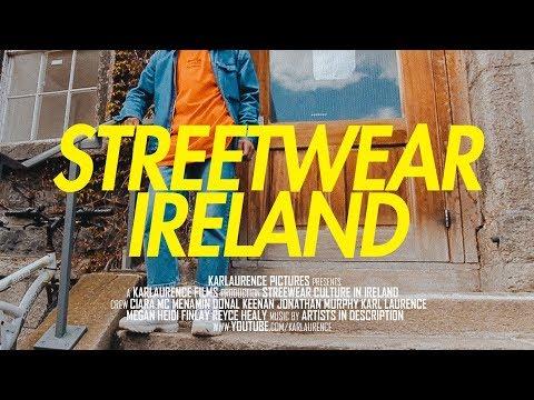 Streetwear Culture In Ireland