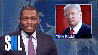 Weekend Update 5-14-16, Part 1 of 2 - SNL