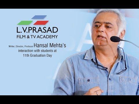 Hansal Mehta Interaction with Students