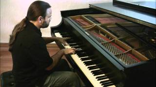 Solace by Scott Joplin (newer version) | Cory Hall, pianist-composer