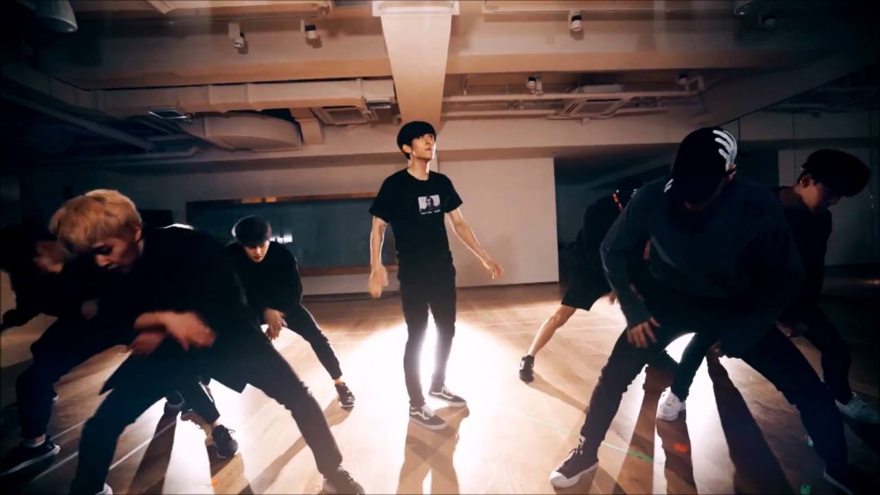 exo monster dance practice ver mirrored youtube