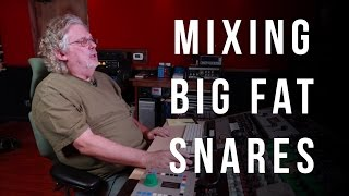 Mixing Big FAT Snares - Into The Lair #115
