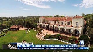 Hot Properties - El Milagro, Rancho Santa Fe