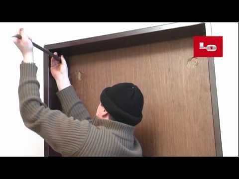 Unbreakable Security Entrance Door For An Apartment Youtube
