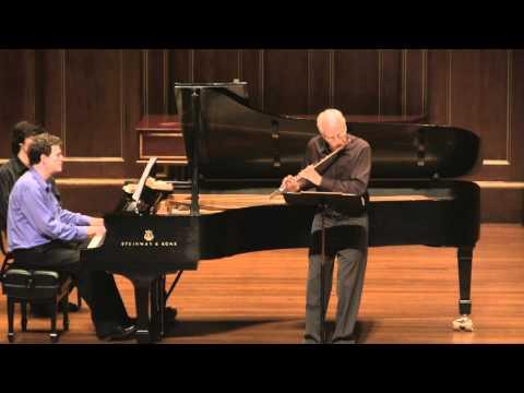 Fenwick Smith Taktakishvili's Flute Sonata (SiMon)