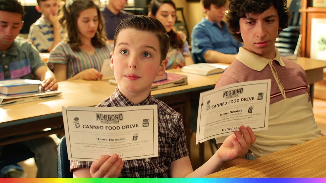 Download Young Sheldon | Sheldon becomes a VIP in School | Missy Cooper | Sheldon Cooper