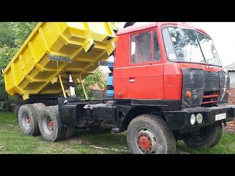 """Почему Чешскую """"Татра"""" в СССР ценили больше своих грузовиков?"""