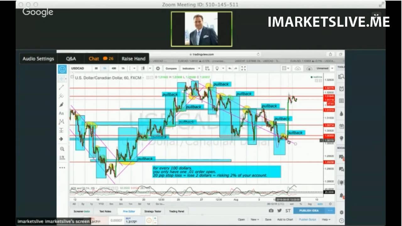 Trading Webinar