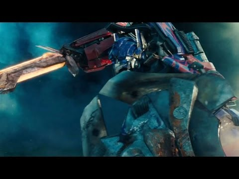 Transformers 3 Dark of the Moon New TV Spot - Nominated for 3 Academy Awards