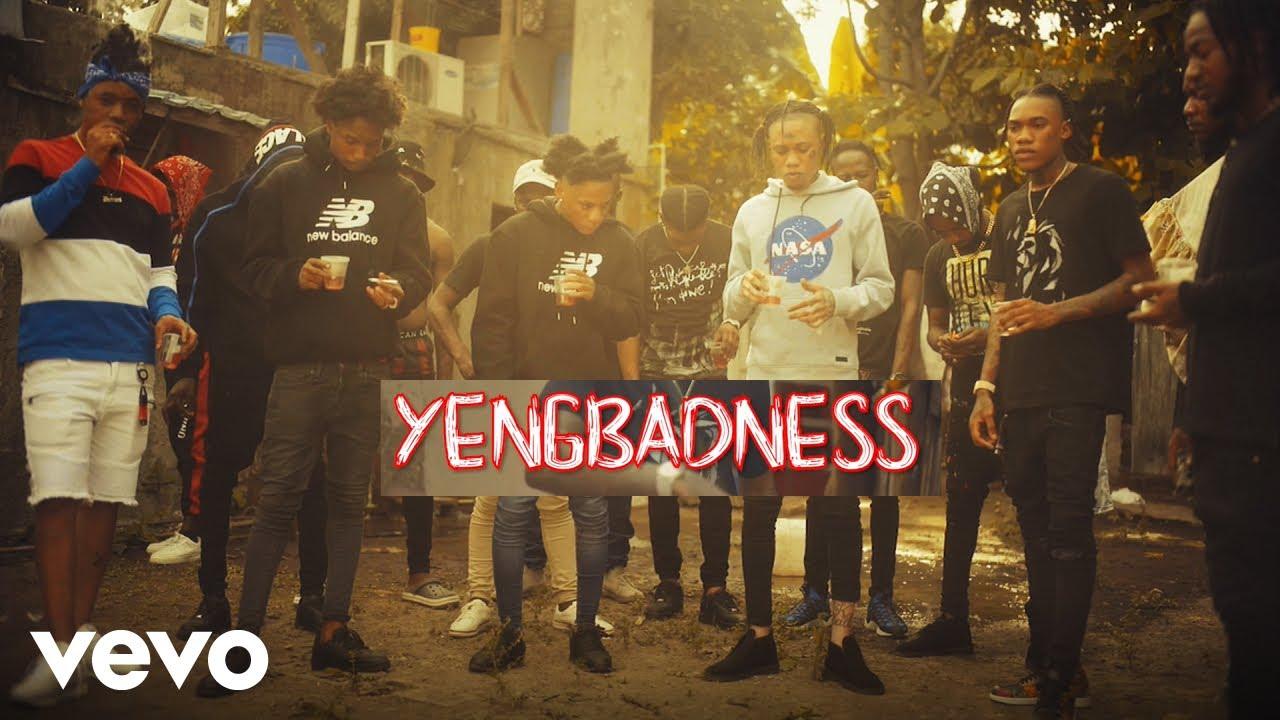 Wahs, Yeng Badness ft. Intence, Invasion, IWaata, Voltiige, Naga, Chapoff & Sadike.