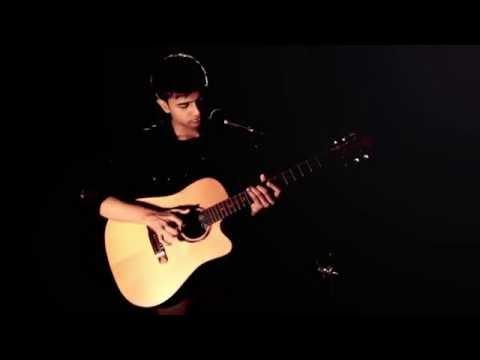 Coldplay - Magic Percussive Guitar Cover