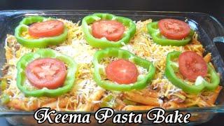 Keema Pasta Bake - Ramadan Recipe