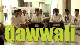 Mera yar baadshah - performed by Iftekhar Ahmed Qawwal and party