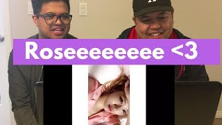 [Kpop] BLACKPINK Rose Cute & Funny Moments BROTHERS REACTION!!!