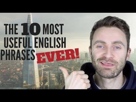 The 10 Most Useful English Phrases EVER!!!