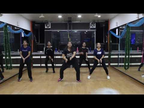 Paagal   Girls Dance   Easy Steps   Step2Step Dance Studio Choreography   Badshah