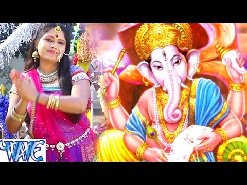 Video - गणेश भगवन के भजन को जरूर सुने और दिन की शुरुवात करे - Khusboo Uttam - Ganesh Vandana - Hindi Bhajan