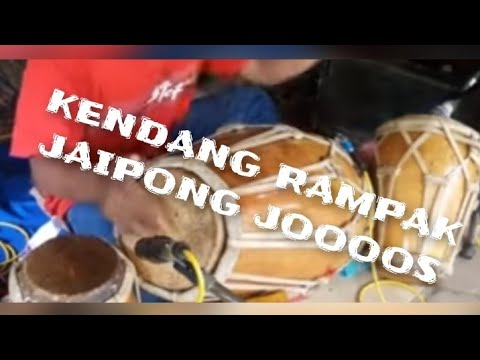 Instrument kendang koplo