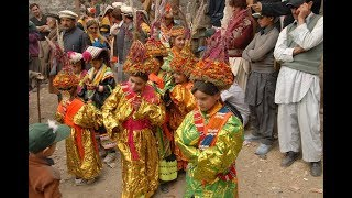 Joshi Festival Kalash  Chitral  a  Documentary on Abdul Wali khan University Mardan.wmv