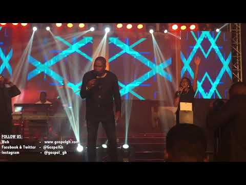 Dr Tumi - You Are Here (LIVE) in Ghana at #KissTheKing2017