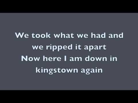 Bruce Springsteen Hungry heart (original) with lyrics