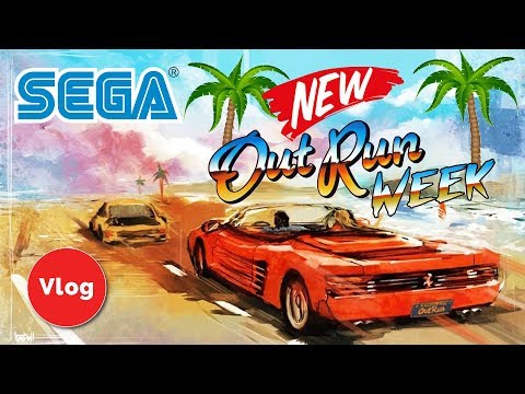 Why SEGA's OutRun is the Rarest Game Ever