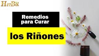 Como curar los Riñones de forma natural con Remedios y Plantas │Naturismo Herbol