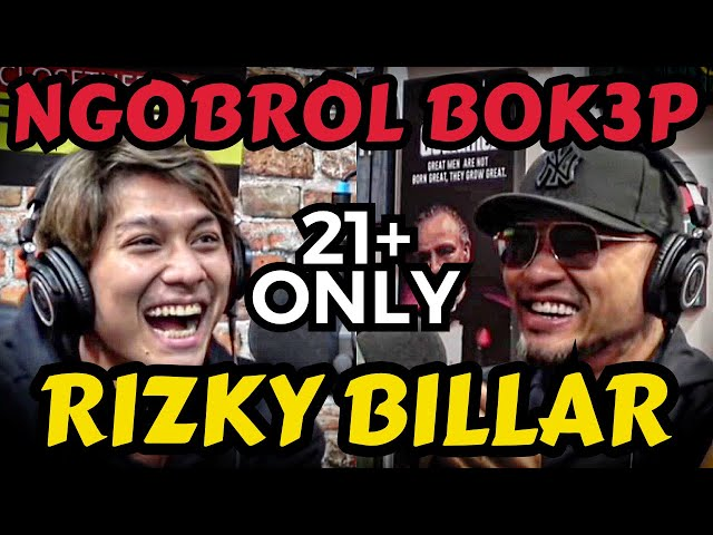 RIZKY BILLAR, OBROLAN 21 TAHUN KEATAS‼️ - LESLAR- Deddy corbuzier Podcast