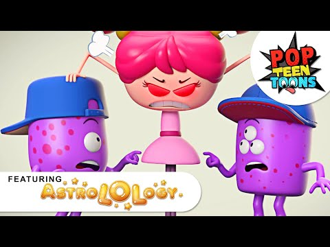 AstroLOLogy: Angry Nurse |  Doctor Who Series | Funny Cartoons For Children | Pop Teen Toons