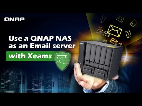 Use A QNAP NAS As An Email Server With Xeams