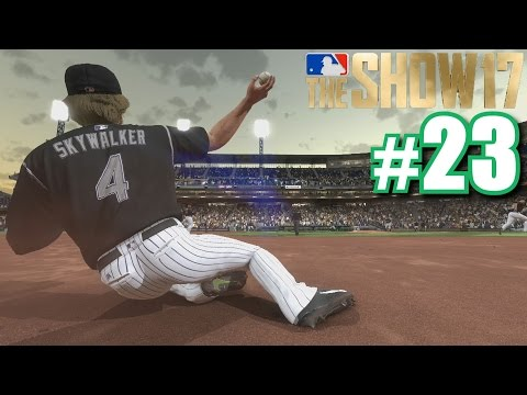 MAJOR LEAGUE BUTT THROW! | MLB The Show 17 | Road to the Show #23